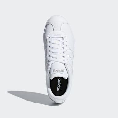 Chaussure VL Court2.0 Blanc Femmes Marche