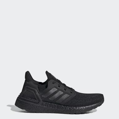 Women Running Black Ultraboost 20 Shoes