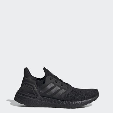 Women Running Black ULTRABOOST 20 W