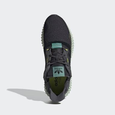 Originals Grey ZX 4000 4D Shoes