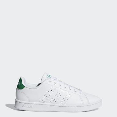 Sport Inspired สีขาว รองเท้า Advantage
