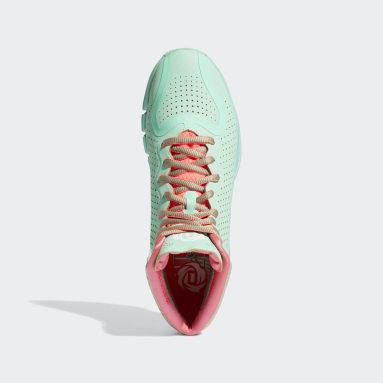 Basketball Green D Rose 4 Restomod Shoes