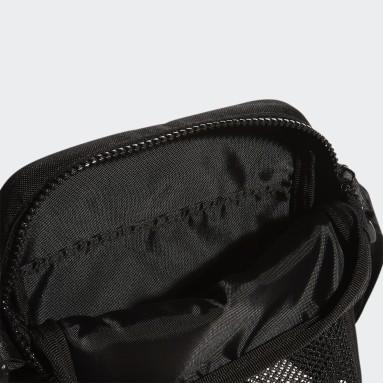 Hiking Black Amplifier Festival Crossbody Bag