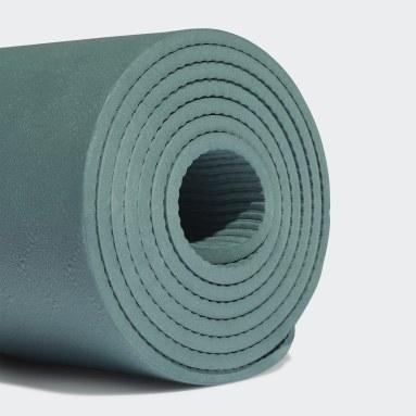 Tappetino da yoga Premium 5 mm Verde Studio