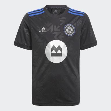 Maillot Domicile CF Montreal21/22 noir Adolescents Soccer