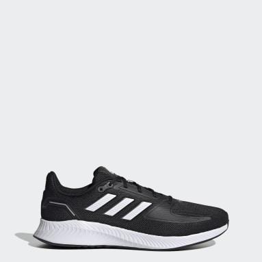 Men's Running Black Run Falcon 2.0 Shoes
