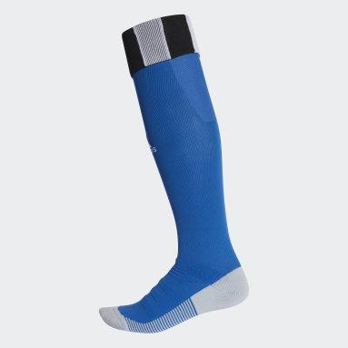 Chaussettes Hambourg SV Domicile Bleu Football