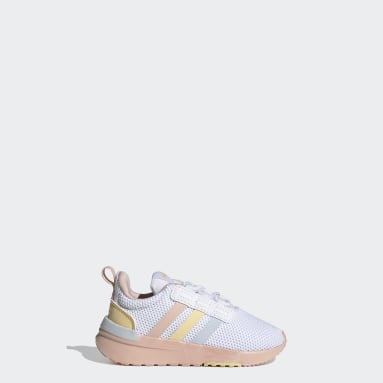 Infant & Toddler Essentials White Racer TR21 Shoes