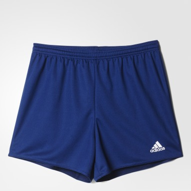 Dames Voetbal Blauw Parma 16 Short
