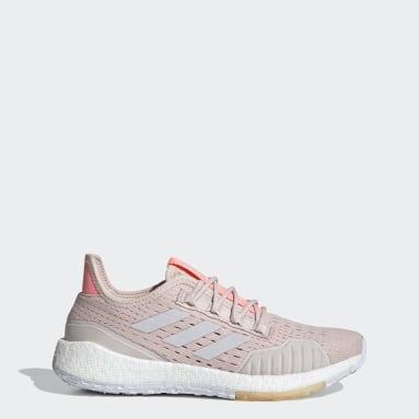 Women Running Pink Pulseboost HD SUMMER.RDY Shoes