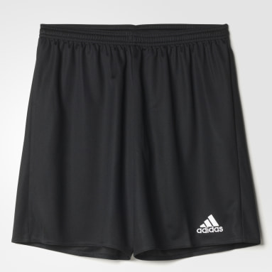 Men Football Black Parma 16 Shorts