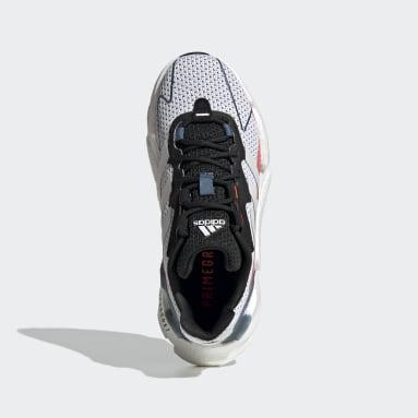 Kids Running White X9000L4 Primegreen Jetboost Running Shoes