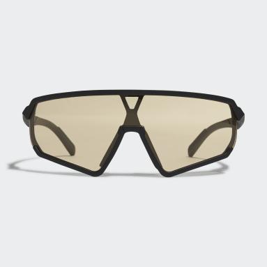 Running Black Sport Sunglasses SP0017