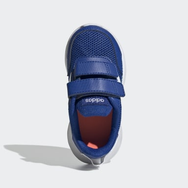 Kids Running Blue Tensaur Shoes