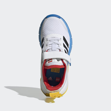 Chaussure adidas x LEGO® Sport Blanc Enfants Running