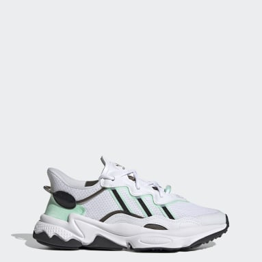 Women Originals White OZWEEGO Shoes
