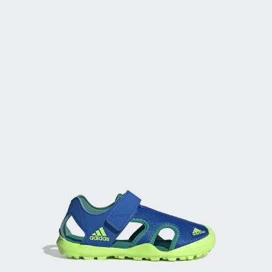 Kids Originals Blue Captain Toey Shoes