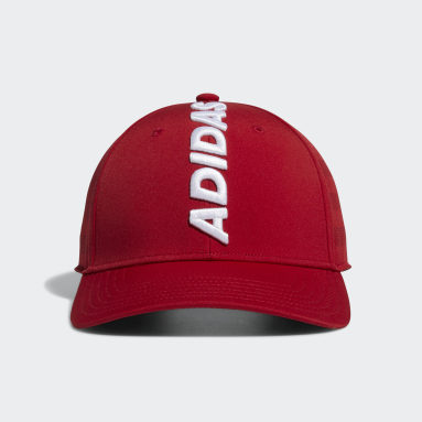 Men's Training Red Tiro Snapback Hat