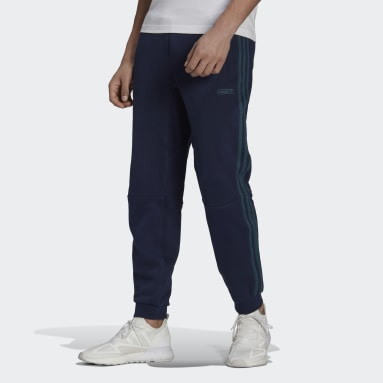 Men Originals Blue Sweat Pants
