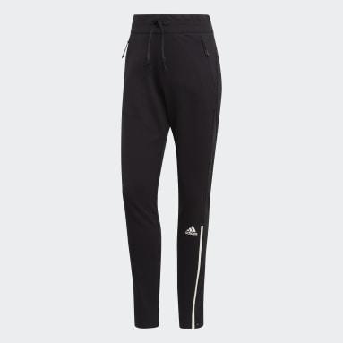 Kadın Sportswear Siyah adidas Z.N.E. Mesh Eşofman Altı
