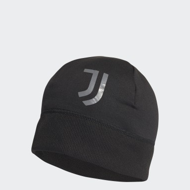 Football Black Juventus AEROREADY Beanie