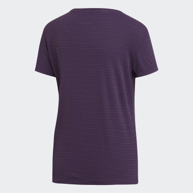 Women Gym & Training Purple FreeLift Chill T-Shirt
