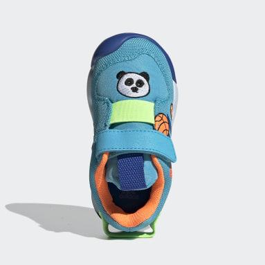 Infants Training Turquoise ActivePlay Cleofus Shoes