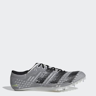 Chaussure d'athlétisme Adizero Finesse Blanc Athlétisme