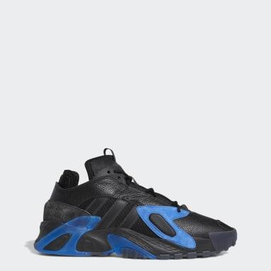 Sapatos Streetball Preto Mulher Originals