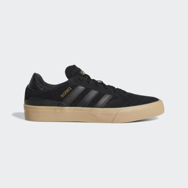 Men's Originals Black Busenitz Vulc II Shoes