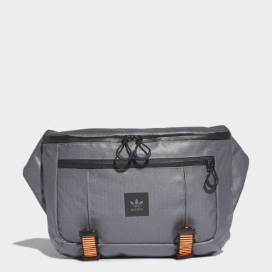 Originals Grey Waist Bag Large