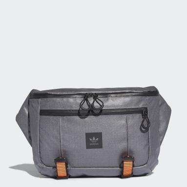 Originals Grey Waist Bag Large