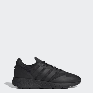 Originals Black ZX 1K Boost Shoes