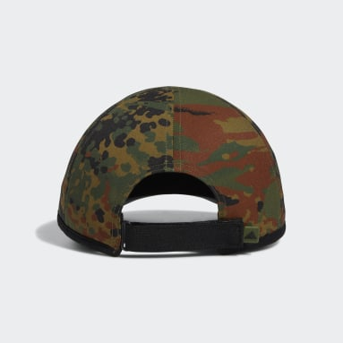 Men's Training Green Superlite Pro Printed Hat