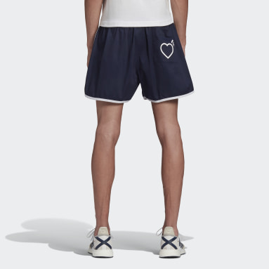 Short HM Run Bleu Hommes Originals