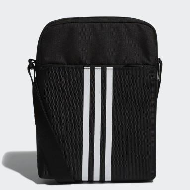 Men Training Black Organiser Bag