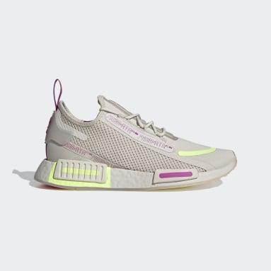 Women Originals Beige NMD_R1 Spectoo Shoes