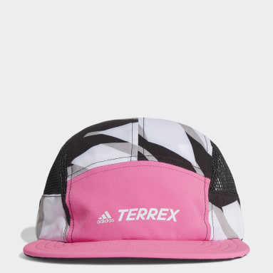 TERREX Pink Terrex Primegreen AEROREADY Graphic Five-Panel Cap