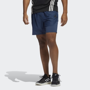 Men's Training Blue H.RDY SHORTS