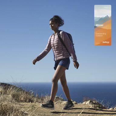 Zapatilla Terrex Free Hiker Parley Hiking Negro Mujer TERREX