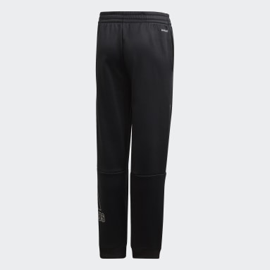 Youth Training Black AEROREADY Pants