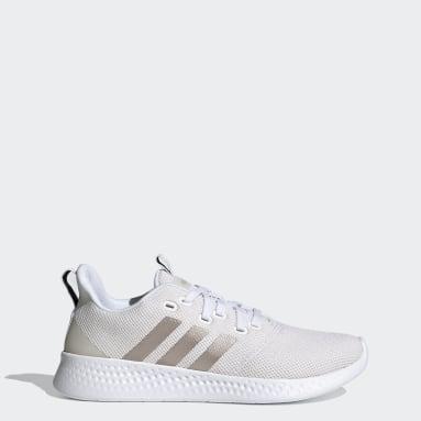 Women's Essentials White Puremotion Shoes