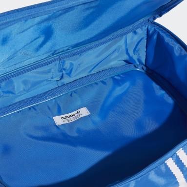 Bolsa Sneaker Azul Originals