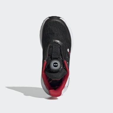 เด็ก วิ่ง สีดำ รองเท้า EQ21 Run Boa CNY