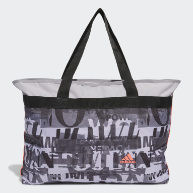 Bolso Tote Sports Gris Mujer adidas by Stella McCartney