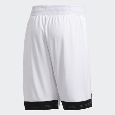 Short Creator 365 Blanc Hommes Basketball