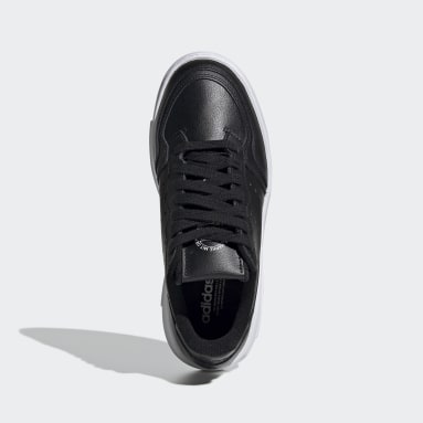 Youth 8-16 Years Originals Black Supercourt Shoes