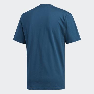 Men Originals Blue Remy Tee