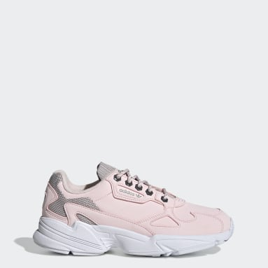 Women Originals Pink Falcon Shoes