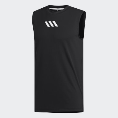Men Basketball Black Pro Madness Tank Top